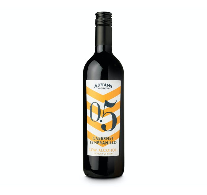 Adnams 0.5%, Cabernet / Tempranillo, Spain - from Adnams
