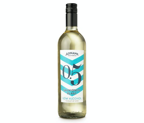 Adnams 0.5%, Sauvignon Blanc, Spain - from Adnams