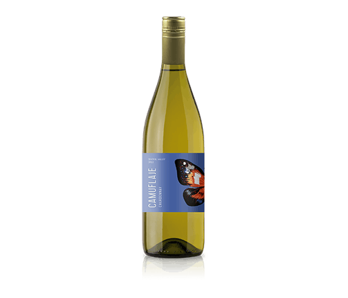 Chardonnay, Camuflaje, Central Valley, Chile