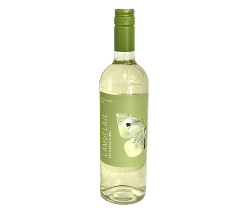 Sauvignon Blanc, Camuflaje, Central Valley, Chile