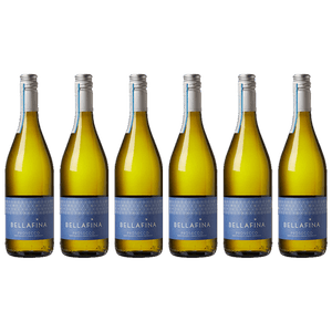 Six Bottle Prosecco Frizzante, Bellafina Wine Case