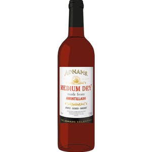 Adnams Amontillado, Pale Medium/Dry Sherry