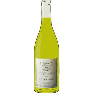 Quincy 'Les Grands Coeurs', Domaine Sylvain Bailly      2017