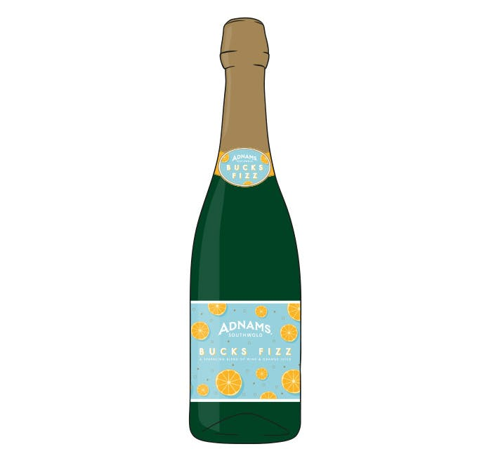Adnams 6 bottle Mixed Sparkling Collection