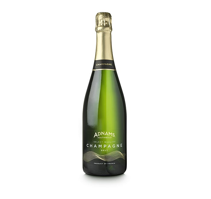 Adnams Champagne, Brut - from Adnams
