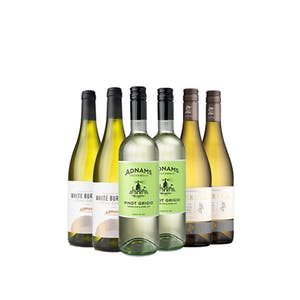 Bestsellers White Wine Case