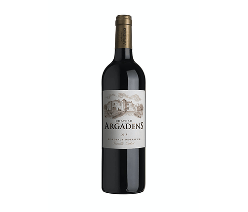 Chateau Argadens, Bordeaux Superieur - from Adnams