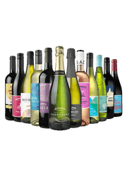 Christmas Essentials Wine Case