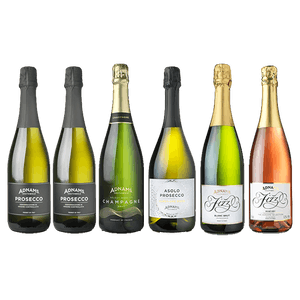 Adnams Mixed Sparkling Collection