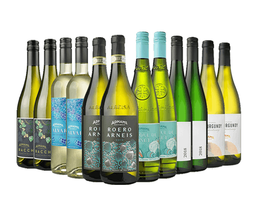 Adnams Stunning Whites 12 Bottle Case